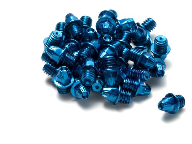 Reverse Pins, blue